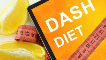 Dash dieta jidelníček