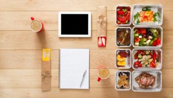 Jak sestavit jídelníček