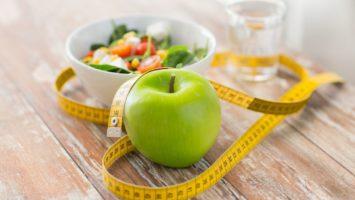 Potravin na hubnutí