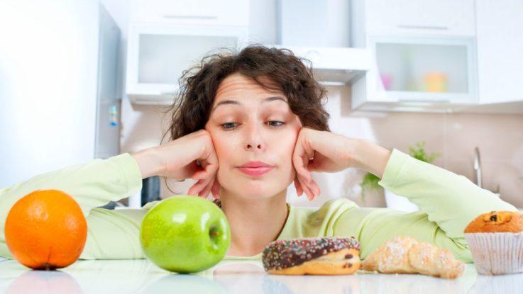 Jak přestat jíst sladké