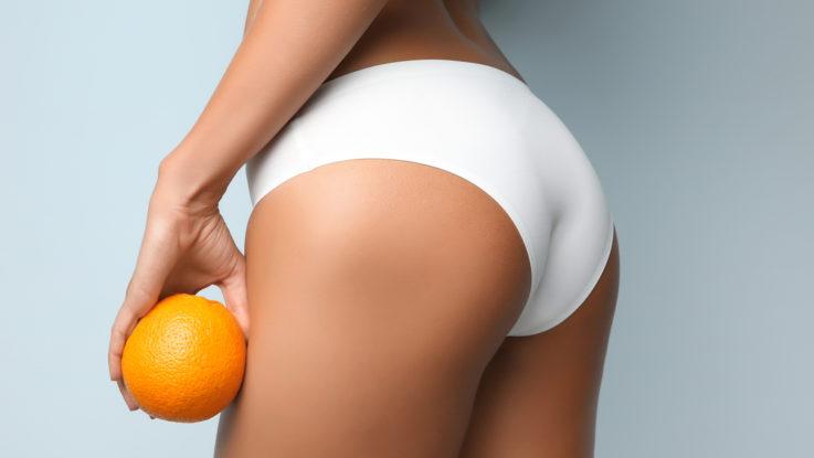 Celulitida a citrusy