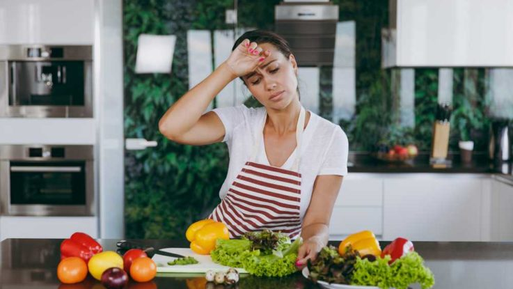 Rizika vegetariánství