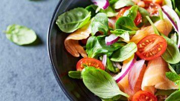 Lehká letní jídla recepty