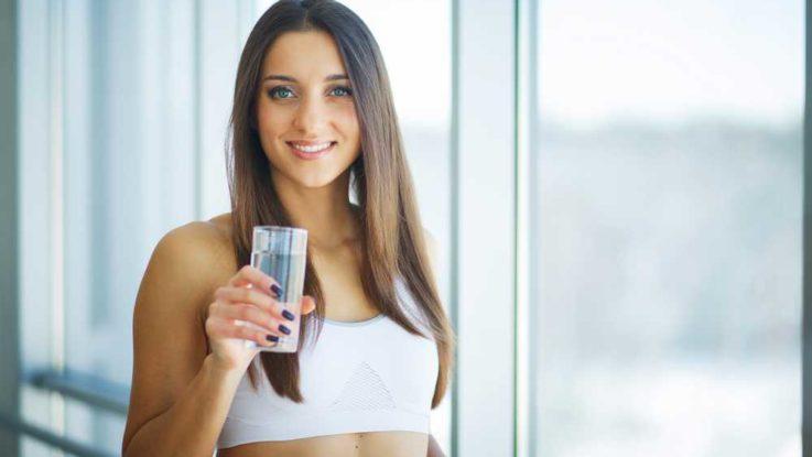 Jak se naučit pít vodu