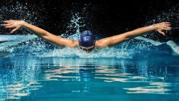 Hubnutí plaváním