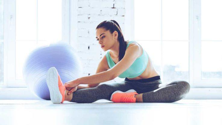 Jak se správně rozcvičit