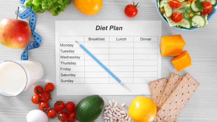 Jak zhubout za 7 dní, jak zhubnout za týden