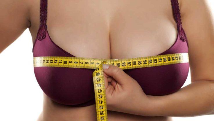 Jak zhubnout na prsou