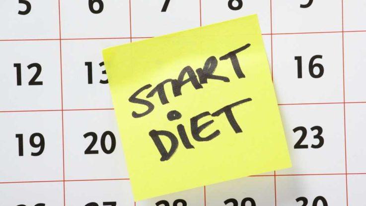Jak zhubnout za týden