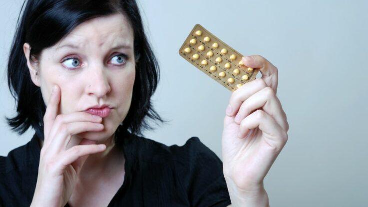Přibírání na váze při antikoncepci
